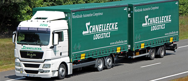 Service market study for Schnellecke Logistics